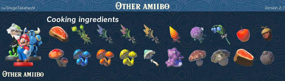 Zelda Breathe of The Wild amiibo 5