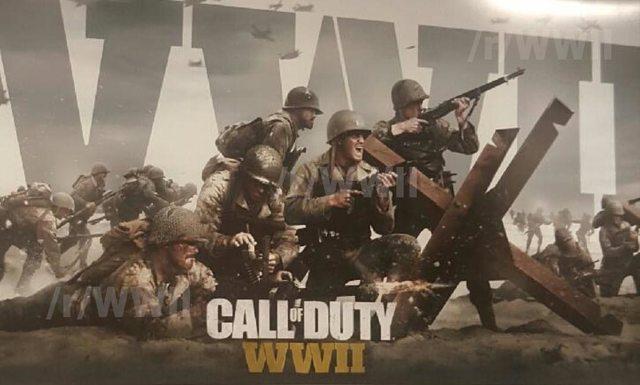 Call of duty WWII filtracion 1