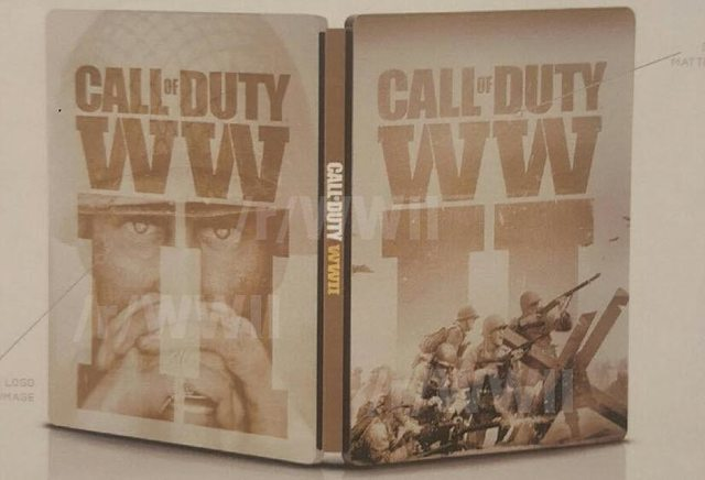 Call of duty WWII filtracion 2