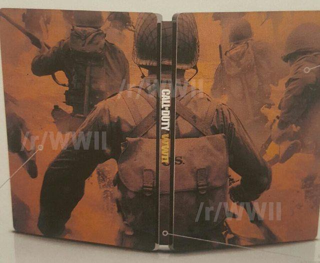 Call of duty WWII filtracion 5