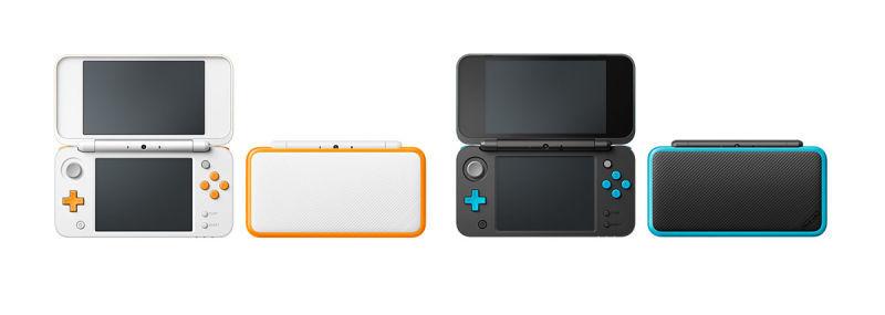 New Nintendo 2DS XL 4