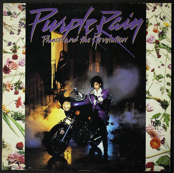 Purple Rain (1983). © Warner Bros. records