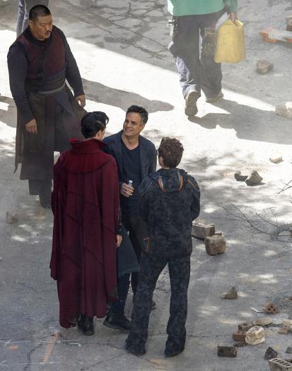 Avengers Infinity War 2-5