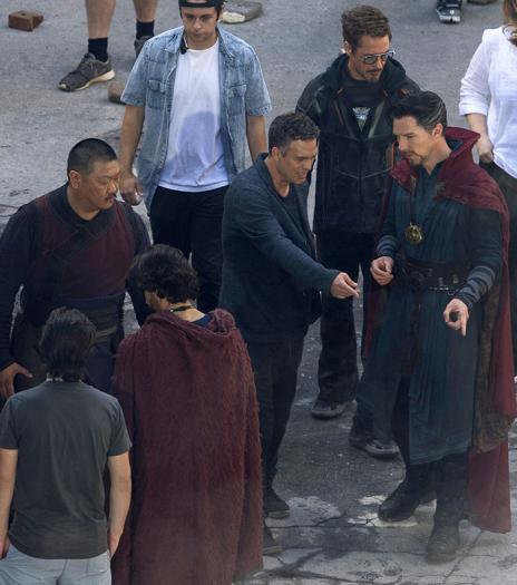 Avengers Infinity War 4-3
