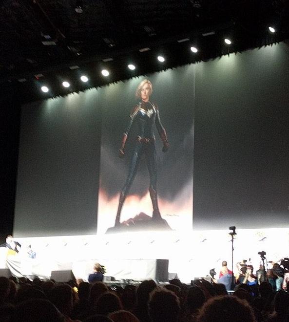 captain marvel concept 1
