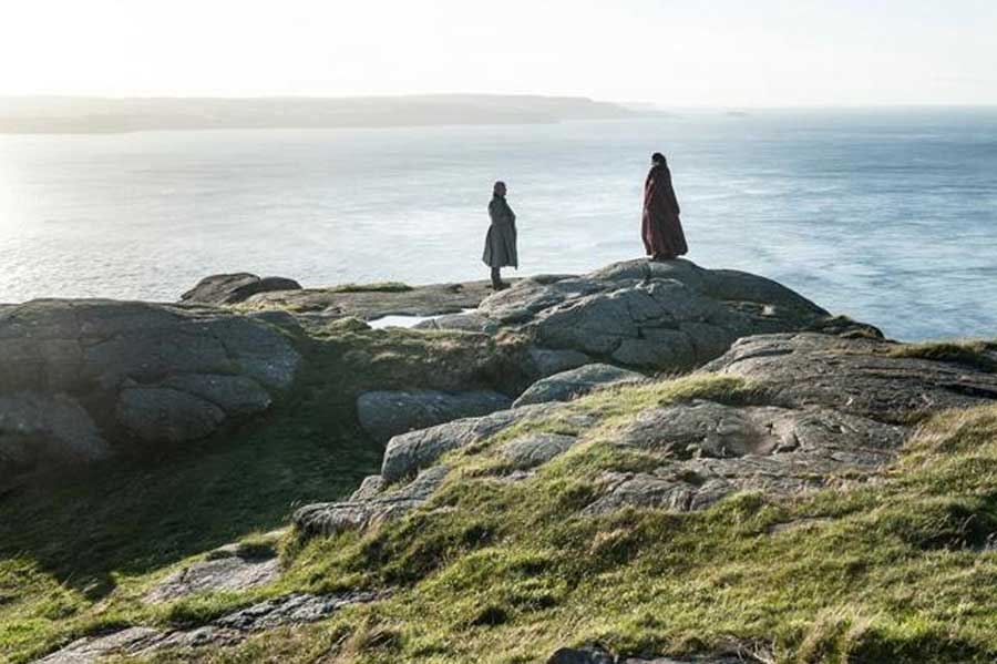 latest photos from episode 3 the queens justice tease the meeting between jon and daenerys 3