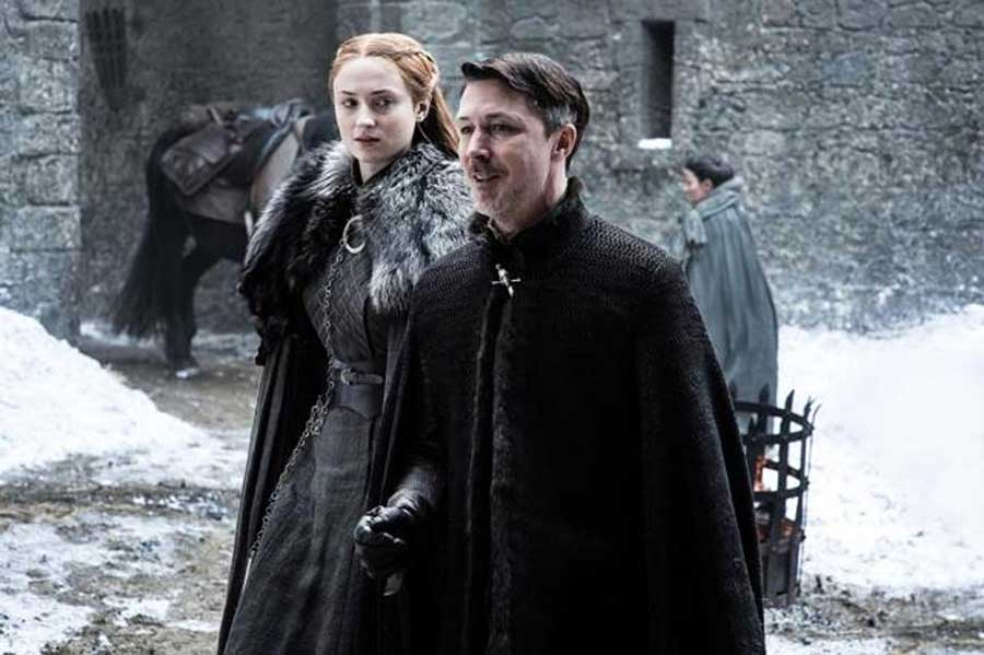 latest photos from episode 3 the queens justice tease the meeting between jon and daenerys 4