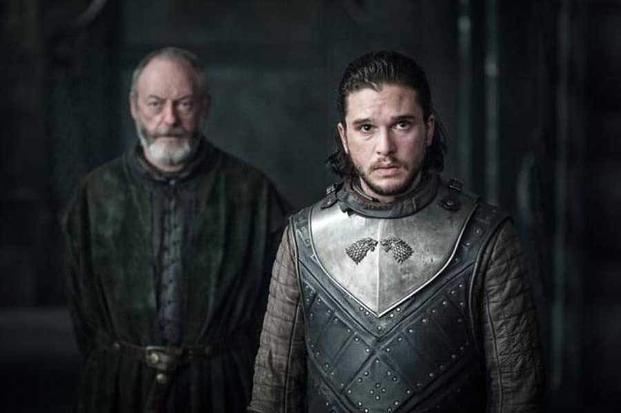 latest photos from episode 3 the queens justice tease the meeting between jon and daenerys 6