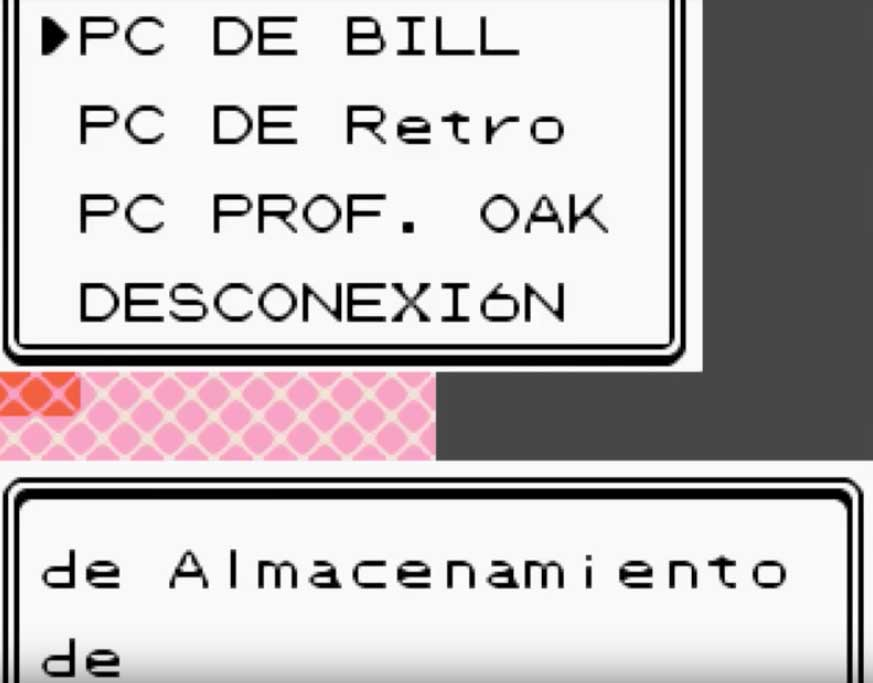 4 iniciales pokemon gs