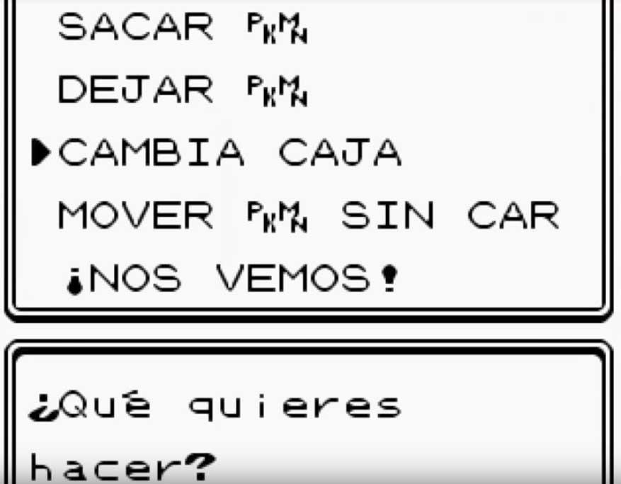 6 iniciales pokemon gs