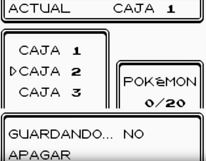 7 iniciales pokemon gs