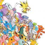 pokemon 1 generacion