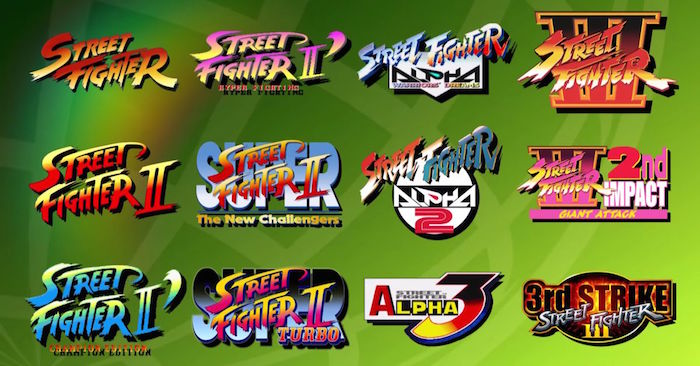 street fighter 30th edition 2