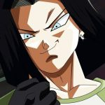 androide 17 dragon ball super