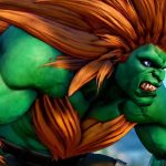 blanka street fighter v arcade edition
