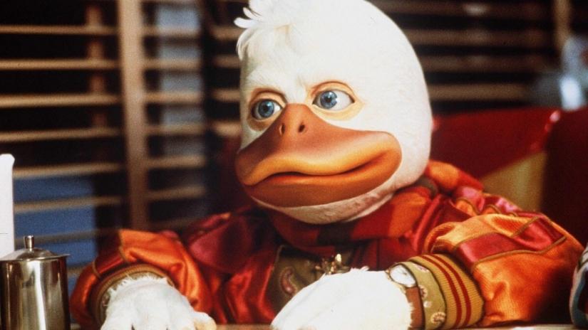howard the duck lead