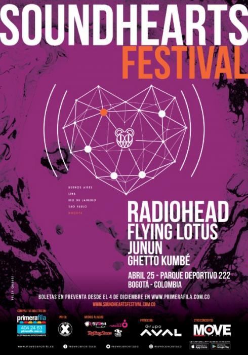 radiohead bogota