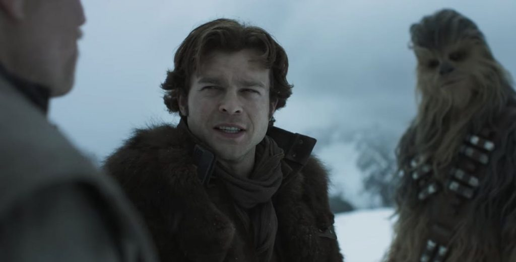 solo a star wars story trailer