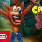 crash bandicoot n sane triology switch