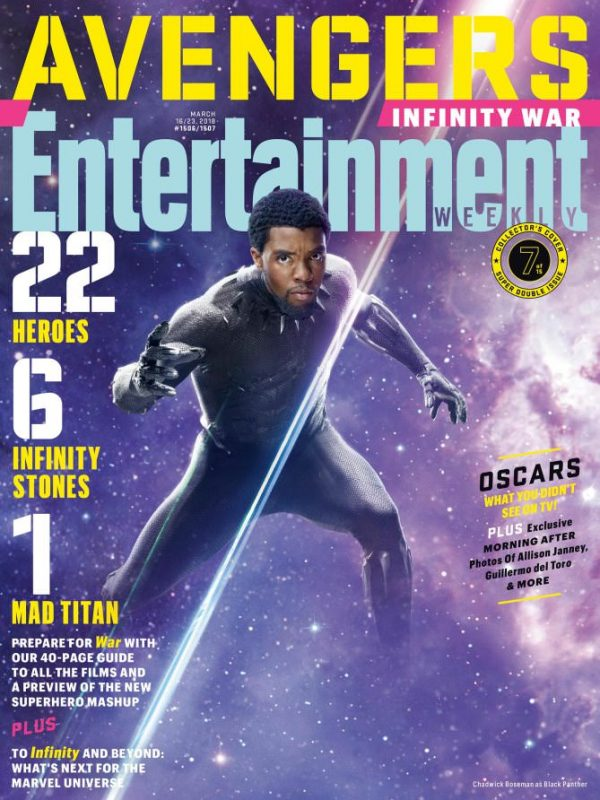 ew avengers blackpanther