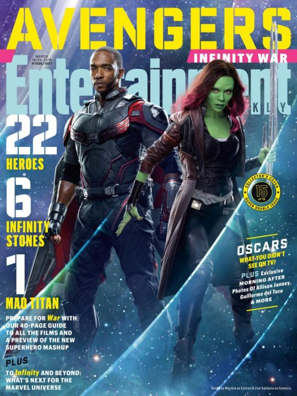 ew avengers gamora