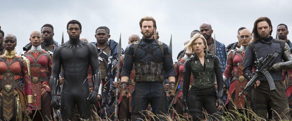 hero infinity war 2018