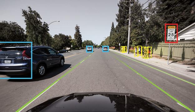 self driving car dgx systems 625 u