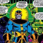 quién es Thanos