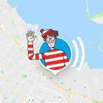 jugar dónde está Wally Google Maps