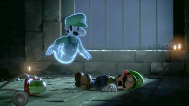 lugi dead spirit