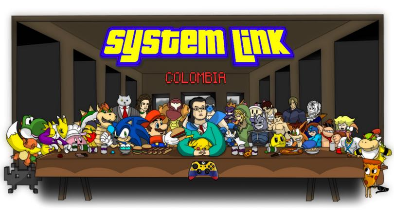 system link colombia