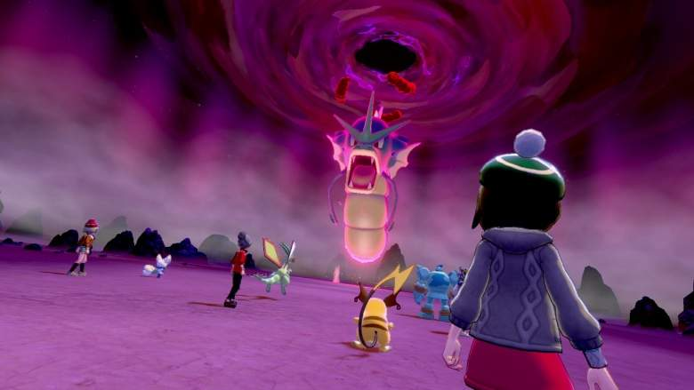 pokemon home transfer sword shield
