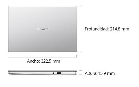 Huawei MateBook D 14 003
