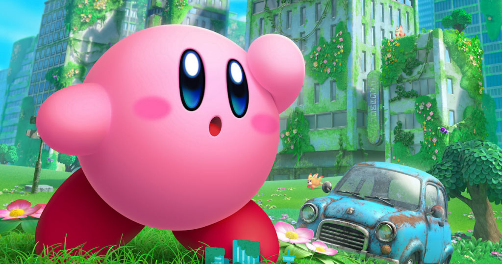 Kirby and the Forgotten Land Kirby